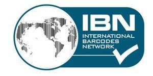 International Barcodes Network (IBN) Logo
